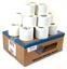 Etiquetas para Balança 40 mm x 40 mm caixa com 36 rolos
