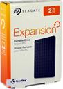 HD Externo 2 Tera Seagate Preto Usb 3.0 Expansion