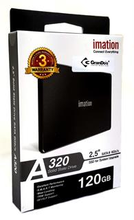 HD Estado Sólido Imation Sata III SSD 120GB