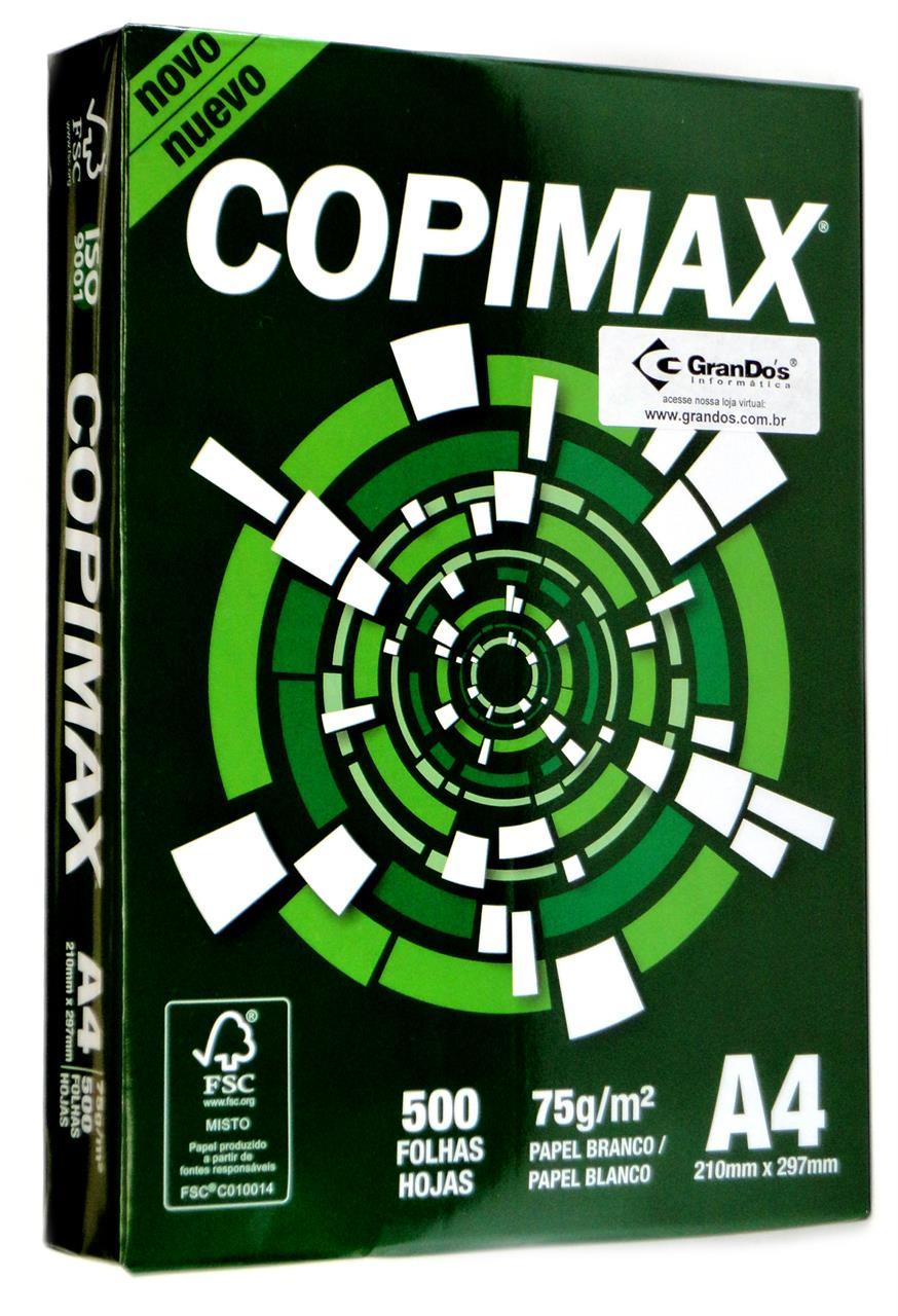 Papel Sulfite Copimax