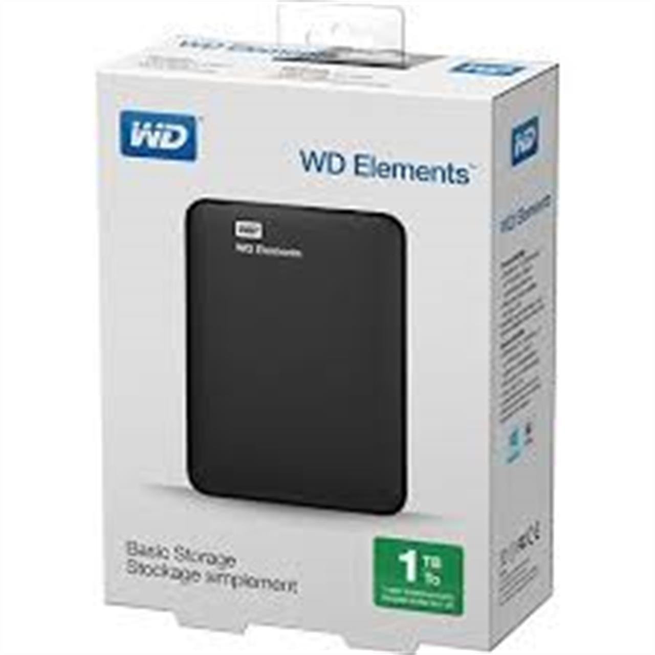 HD Externo 1TB Wester Digital