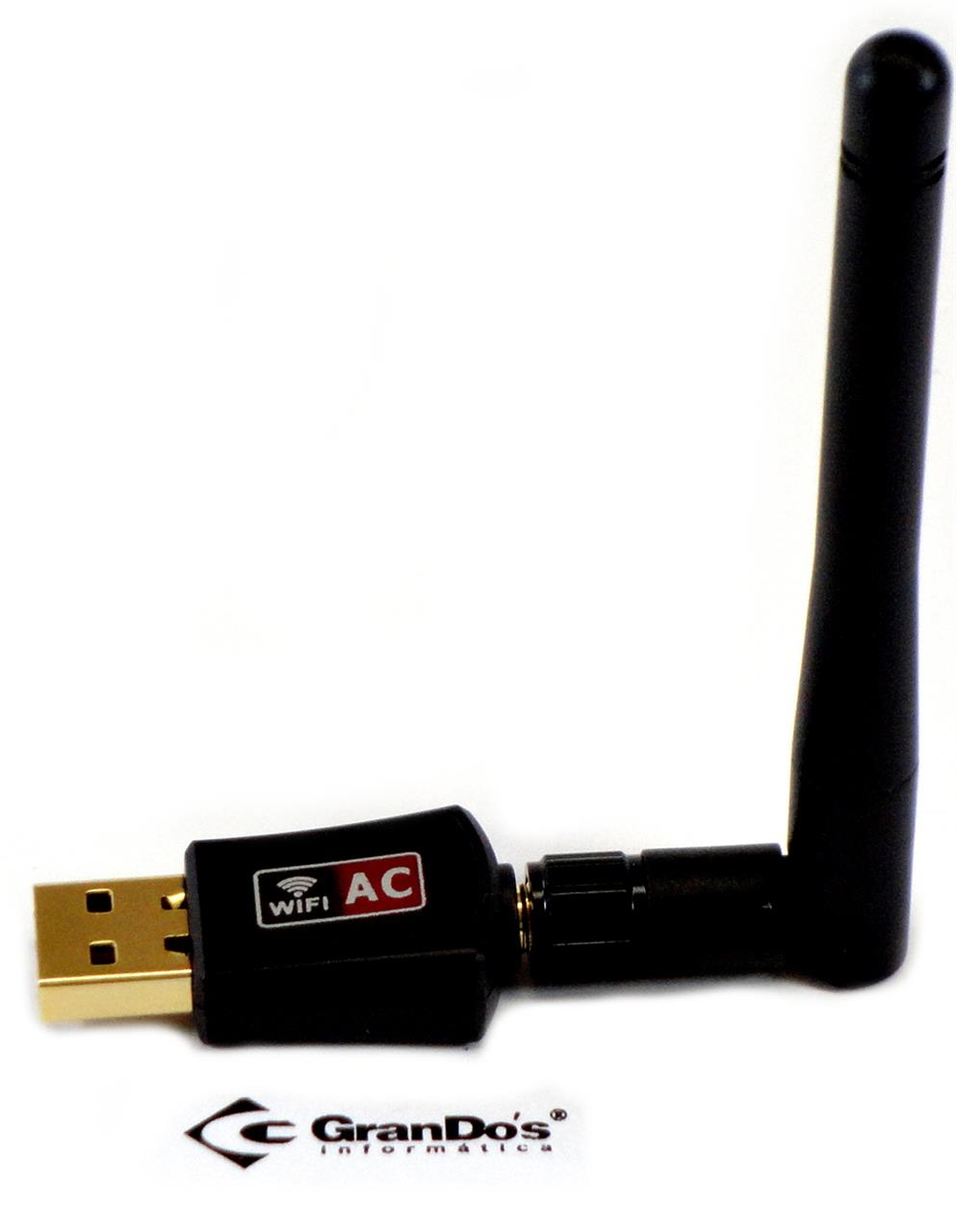Adaptador USB Wireless Dual Band