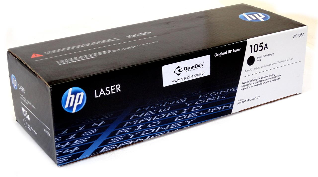 Toner Original HP 105A